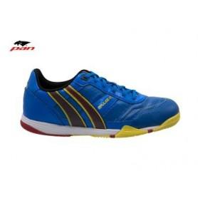 PA0069 รองเท้าฟุตซอล Pan IMPULSE 3 - Blue-Yellow (ตัวรอง)