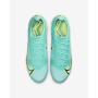 N6046 รองเท้าสตั๊ด รองเท้าฟุตบอล Nike Mercurial Vapor 14 Elite FG - Dynamic Turquoise/Lime Glow