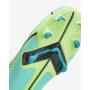 N6047 รองเท้าสตั๊ด รองเท้าฟุตบอล Nike Mercurial Vapor 14 Academy FG/MG -Dynamic Turquoise/Lime Glow