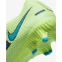 N6049 รองเท้าสตั๊ด รองเท้าฟุตบอล Nike Phantom GT Academy MG-Lime Glow/Aquamarine