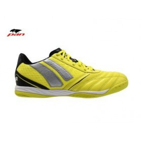 PA0071 รองเท้าฟุตซอล Pan CENTAUR - Yellow/Black