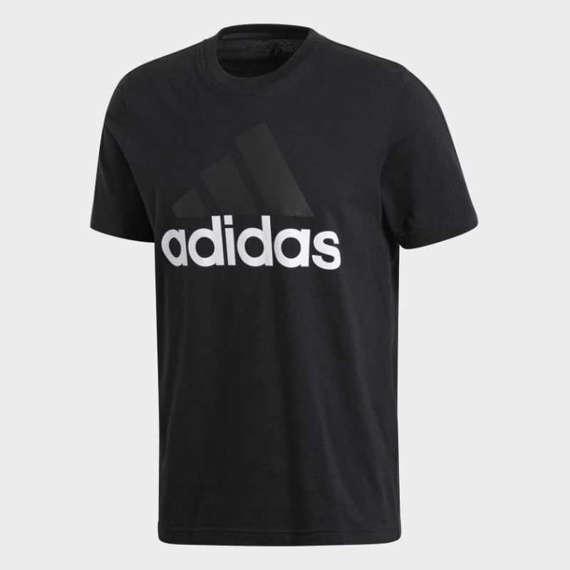 A0739 เสื้อยืดแฟชั่น adidas Training Essentials Tee-Black