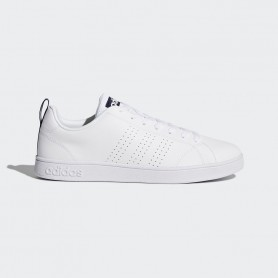 A0744 รองเท้า ADIDAS neo Advantage Clean VS Shoes-White/Black