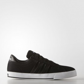A0745 รองเท้า ADIDAS DAILY Shoes-Black