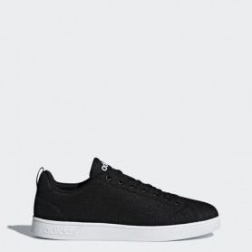 A0747 รองเท้า ADIDAS VS Advantage Clean Shoes-Black