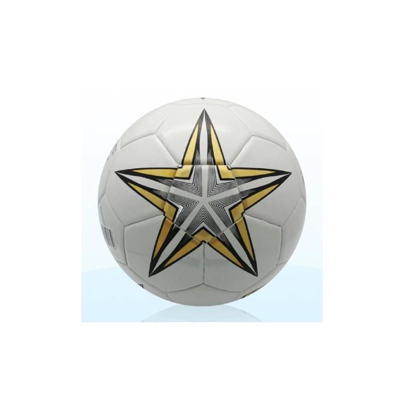 F0077 ลูกฟุตบอลหนังเย็บ ไฟว์สตาร์ ASL 7000