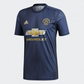 A0279 เสื้อฟุตบอล ADIDAS Manchester United Away Replica Jersey 2017/18- ชุดเยือน ของแท้