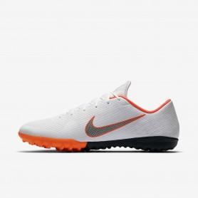 N0777 รองเท้าฟุตบอล 100ปุ่ม สนามหญ้าเทียม Nike MercurialX Vapor XII Academy TF -ฟุตบอลโลก 2018/ FIFA World Cup