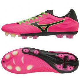M0787 รองเท้าฟุตบอล รองเท้าสตั๊ด MIZUNO Rebula V1- Pink