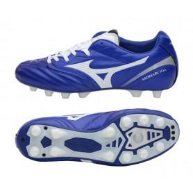 M0790 รองเท้าฟุตบอล รองเท้าสตั๊ด MIZUNO MONARCIDA 2 JAPAN -Blue