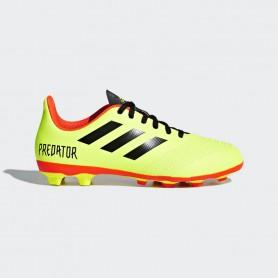 A0801 รองเท้าฟุตบอล รองเท้าสตั๊ดเด็ก ADIDAS Predator 18.4 JR. FxG -ฟุตบอลโลก 2018/ FIFA World Cup