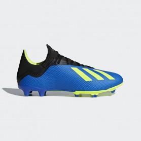 A0803 รองเท้าฟุตบอล รองเท้าสตั๊ด ADIDAS X 18.3 FG -ฟุตบอลโลก 2018/ FIFA World Cup