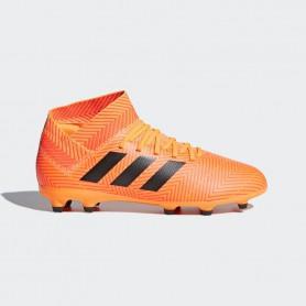 A0804  รองเท้าฟุตบอล รองเท้าสตั๊ดเด็ก ADIDAS Nemeziz 18.3 JR. FG -ฟุตบอลโลก 2018/ FIFA World Cup