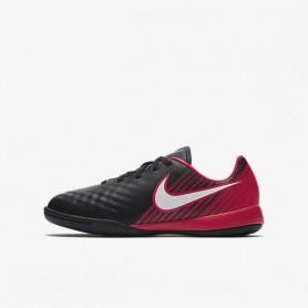N0090 รองเท้าฟุตซอลเด็ก NIKE MAGISTA ONDA II IC Jr.-Black/Red