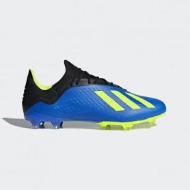 A0808 รองเท้าฟุตบอล รองเท้าสตั๊ด ADIDAS X 18.2 FG - ฟุตบอลโลก 2018/ FIFA World Cup