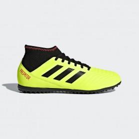 A0820 รองเท้าฟุตบอล100 ปุ่มเด็ก สนามหญ้าเทียม ADIDAS Predator Tango 18.3 JR. TF -Solar Yellow