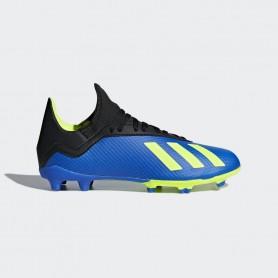 A0802 รองเท้าฟุตบอล รองเท้าสตั๊ดเด็ก ADIDAS X 18.3 JR. FG - ฟุตบอลโลก 2018/ FIFA World Cup