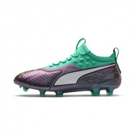 P0824 รองเท้าฟุตบอล รองเท้าสตั๊ด PUMA ONE 1 ILLUMINATE FG/AG -ฟุตบอลโลก 2018/ FIFA World Cup
