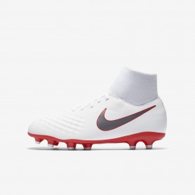 N0837 รองเท้าสตั๊ดเด็ก รองเท้าฟุตบอลเด็ก Nike Jr. Magista Obra II Academy Dynamic Fit FG -ฟุตบอลโลก 2018/ FIFA World Cup