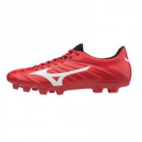 M0847 รองเท้าฟุตบอล รองเท้าสตั๊ด MIZUNO Rebula V3- High Risk Red/White/Black