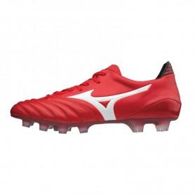 M0849 รองเท้าสตั๊ด รองเท้าฟุตบอล MIZUNO MORELIA NEO KL II MD-High Risk Red/White