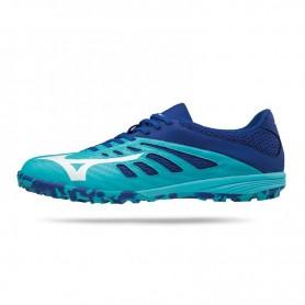 M0853 รองเท้าฟุตบอล 100ปุ่ม สนามหญ้าเทียม MIZUNO BASARA 103 TF-BLUE