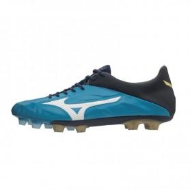 M0858 รองเท้าฟุตบอล รองเท้าสตั๊ด MIZUNO REBULA 2 V1-Blue