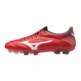 M0859 รองเท้าฟุตบอล รองเท้าสตั๊ด MIZUNO REBULA 2 V1-High Risk Red/White/Black