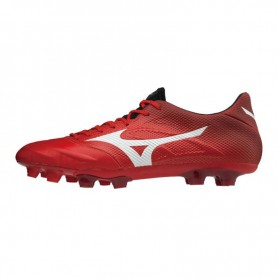 M0881 รองเท้าสตั๊ด รองเท้าฟุตบอล MIZUNO REBULA 2 V2-High Risk Red/White
