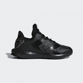 A0890 รองเท้า Sneakers/Training เด็ก adidas RapidaRun Avengers Shoes-black