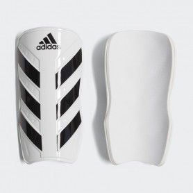 A0874 สนับแข้ง Adidas Everlesto Shin Guards-White/Black