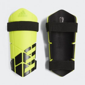 A0879 สนับแข้ง Adidas X Lite Shin Guard-solar yellow/black