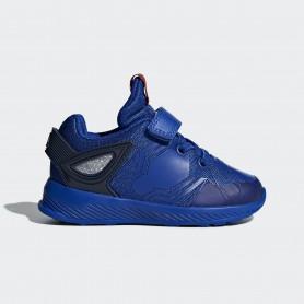 A0892 รองเท้า Sneakers/Training เด็กเล็ก adidas RapidaRun Spider-Man Shoes-Collegiate Royal