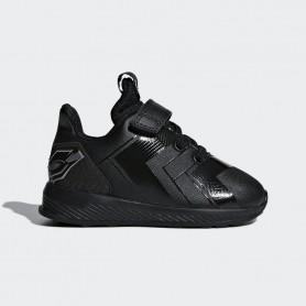A0894 รองเท้า Sneakers/Training เด็กเล็ก adidas RapidaRun Avengers Shoes-core black