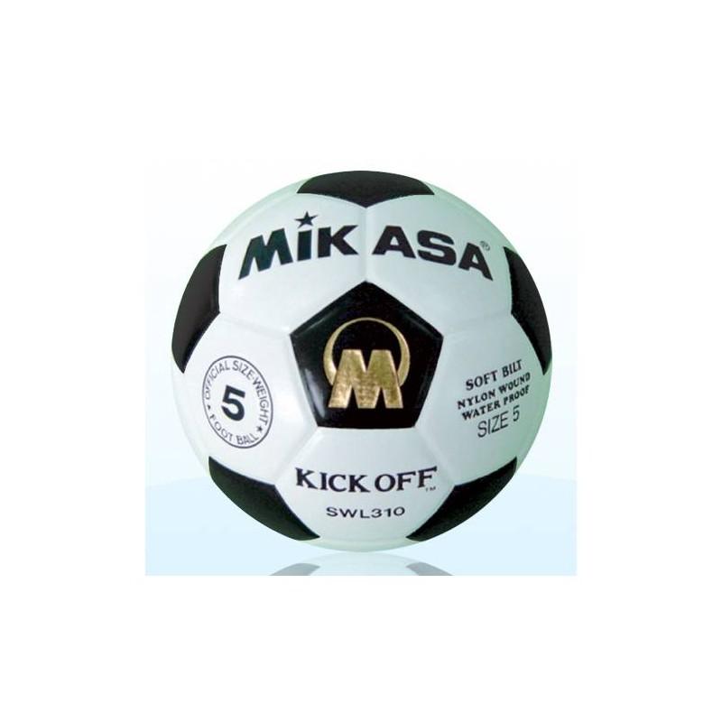 F0101 ลูกฟุตบอลหนังอัด มิกาซ่า SWL310