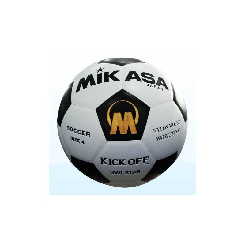 F0105 ลูกฟุตบอลหนังอัด มิกาซ่า SWL319S เบอร์ 4