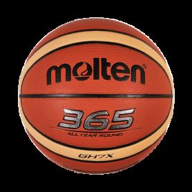 M0868 ลูกบาสเกตบอล Molten GH7X 365 Indoor / Outdoor Basketball