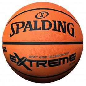 S0865 ลูกบาสเกตบอล SPALDING EXTREME SGT ORANGE Basketball