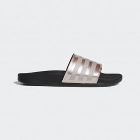 A0886 รองเท้า ผู้หญิง Adidas Adilette Cloudfoam Plus Explorer Slides-vapour grey met
