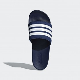 A0882 รองเท้า Adidas Adilette Cloudfoam Plus Stripes Slides-dark blue