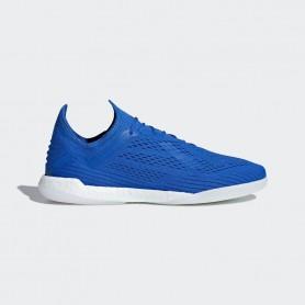 A0911 รองเท้าฟุตซอล ADIDAS X Tango 18.1 TR-Blue