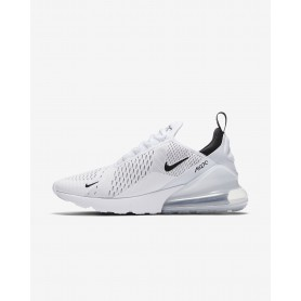 N0957 รองเท้า NIKE Air Max 270-White/White/Black