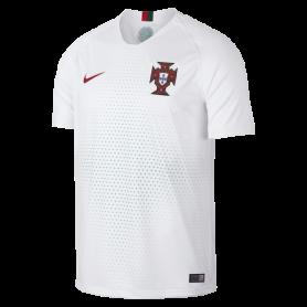 N0796 เสื้อฟุตบอล Nike 2018 Portugal Stadium Home Jersey -ของแท้