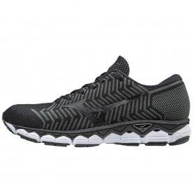 M0968 รองเท้าวิ่ง Mizuno WAVEKNIT S1 MEN-Black