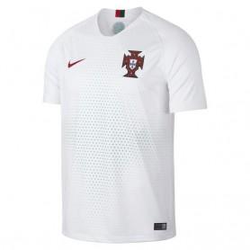 N0979 เสื้อฟุตบอล Nike 2018 Portugal Stadium Away Jersey -ของแท้