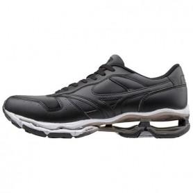 M0990 รองเท้า Sneaker Mizuno WAVE GV-Black