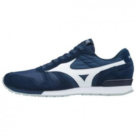 M0992 รองเท้า Sneaker Mizuno ML87-Navy/White