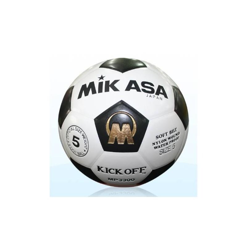 F0117 ลูกฟุตบอลหนังอัด มิกาซ่า MP 3300