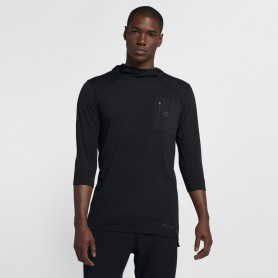 N1036 เสื้อ Nike Jordan Sportswear Wings Washed-Black