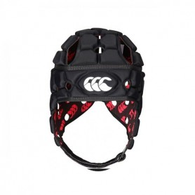 C1043 หมวกรักบี้ Canterbury VENTILATOR HEADGUARD -Black